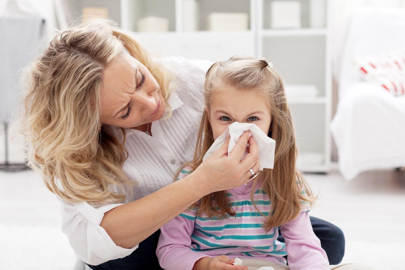 Почему дети в детском саду так часто болею