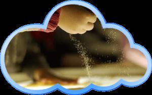 рисование песком для детей в мамедаре (1)